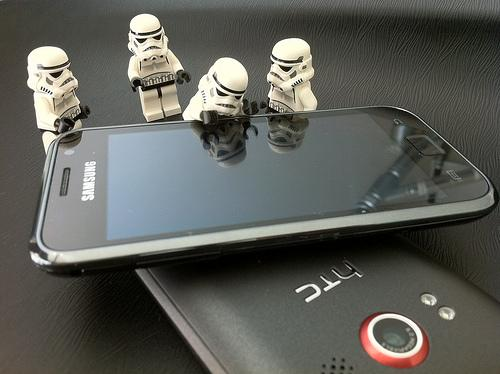 These arn not the droids you're looking for